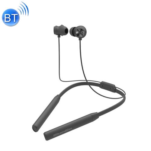 Bluedio TN2 Bluetooth Version 5.0 Active Noise Cancelling Sports Bluetooth Headset(Black)