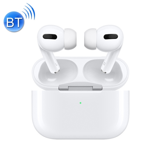 For Apple AirPods Pro Wireless Bluetooth Earphone, Support Auto Pop Up & Location & Bluetooth Rename