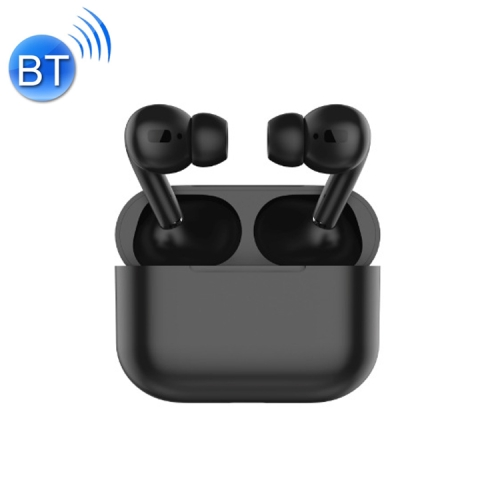 Airs Pro TWS V5.0 Wireless Bluetooth HiFi Headset with Charging Case, Support Auto Pairing & Touch Control & Renaming Bluetooth & Locating(Black)