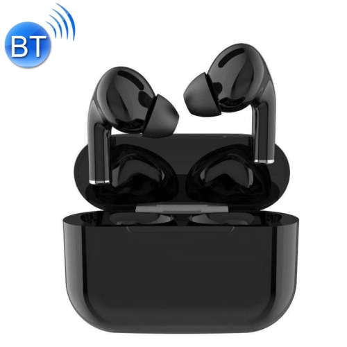 TWS Macaron Bluetooth 5.0 Touch Bluetooth Earphone with Charging Box, Support HD Calling & Siri & Popup Pairing & Renaming Bluetooth & Location Search(Black) фото