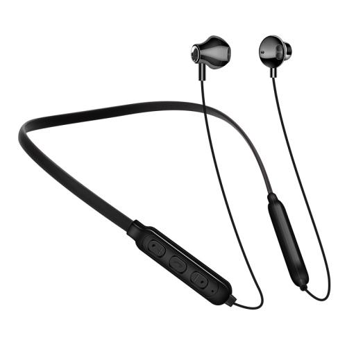 G02 Portable HIFI Bluetooth V4.2 Bluetooth Headphone (Black)