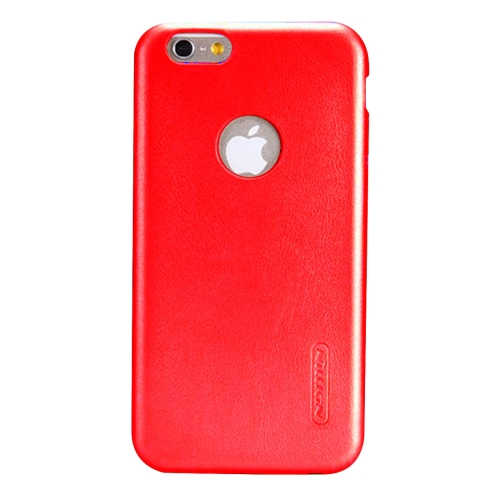 Buy NILLKIN Victoria Leather Cover for iPhone 6 & 6s Leather Surface Microfiber Lining Protective Case Back Cover, Red for $5.98 in SUNSKY store