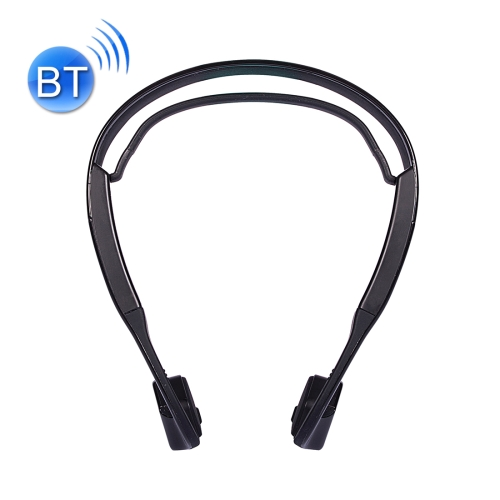 Buy Windshear Ear Hook Bone Conduction Bluetooth V4.0 Headphone Headset with Mic, Support Calling Function, Black for $36.56 in SUNSKY store
