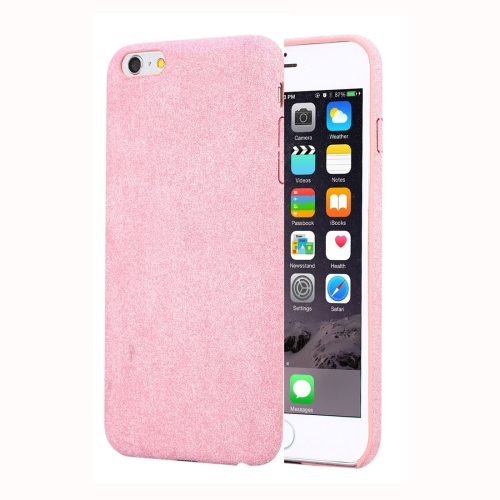 Buy For iPhone 6 Plus & 6s Plus Ultra Fiber TPU Protective Back Case, Pink for $2.33 in SUNSKY store