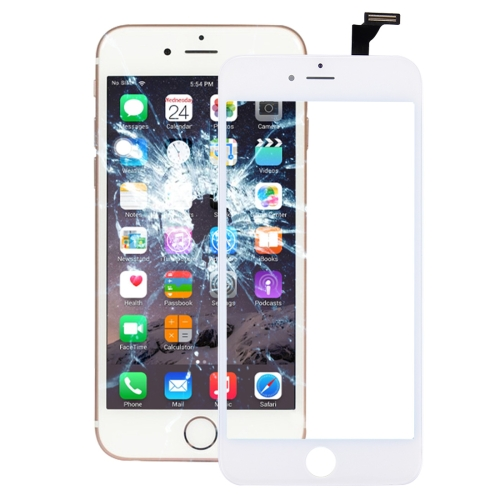 Buy iPartsBuy for iPhone 6 Plus Touch Screen Digitizer Assembly with Front LCD Screen Bezel Frame & OCA Optically Clear Adhesive, White for $7.34 in SUNSKY store