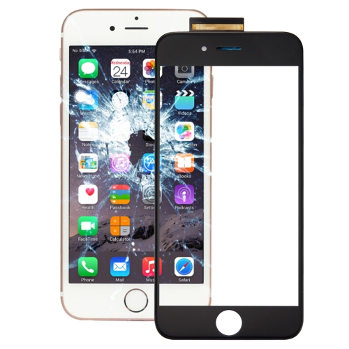 Touch Panel with OCA Optically Clear Adhesive for iPhone 6s(Black)