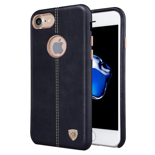 Buy NILLKIN Englon Case for iPhone 7 Business Style Crazy Horse Leather Surface PC Protective Case Back Cover with Soft Microfiber Lining, Black for $6.36 in SUNSKY store