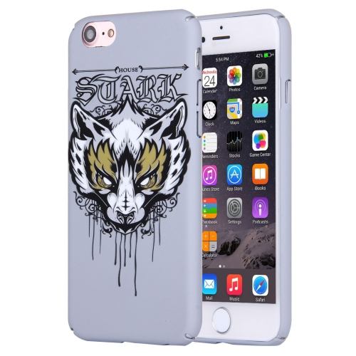 Buy For iPhone 8 & 7 Water Decals Cartoon Animal Fox Pattern PC Protective Case for $2.75 in SUNSKY store