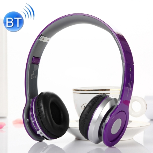 Buy S450 Headband Folding Stereo Wireless Bluetooth Headphone Headset, Support 3.5mm Audio & Hands-free Call & TF Card & FM for $8.52 in SUNSKY store