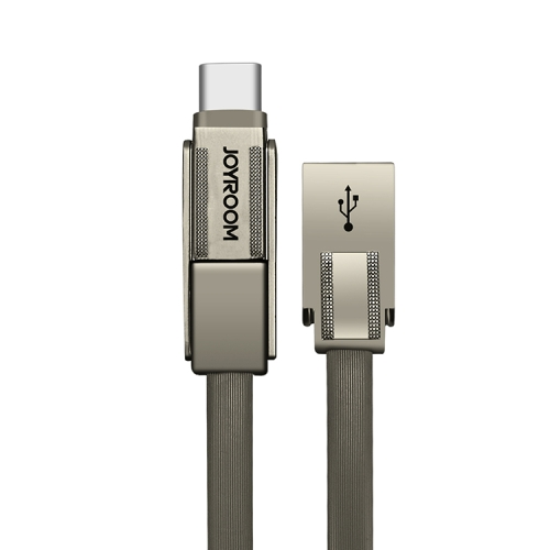 Buy JOYROOM S-M338 1m USB to 8 Pin & USB-C / Type-C & Micro USB 3 in 1 Data Sync Charging Cable for $4.91 in SUNSKY store