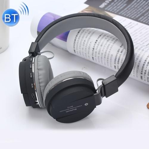 SH-12 Headband Stereo Wireless Bluetooth Headphone Headset