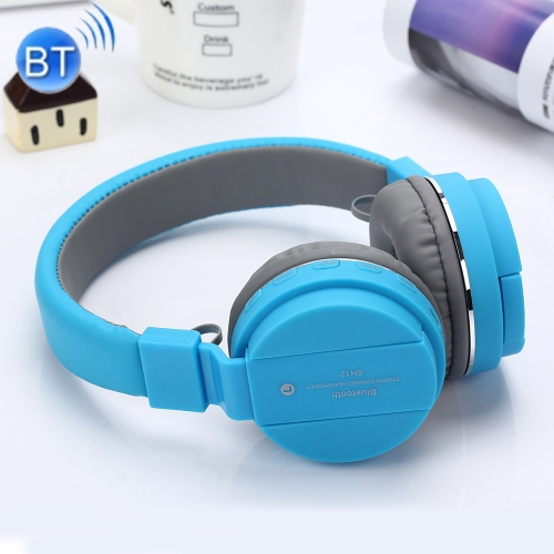 Buy SH-12 Headband Stereo Wireless Bluetooth Headphone Headset for $8.76 in SUNSKY store