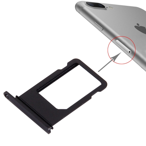 Card Tray for iPhone 7 Plus (Black)
