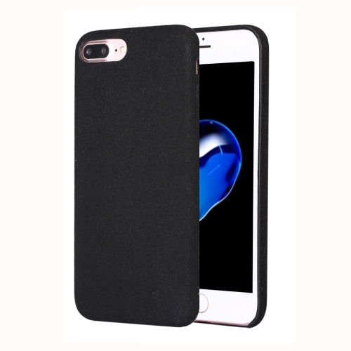 Buy For iPhone 8 Plus & 7 Plus Ultra Fiber TPU Protective Back Case, Black for $2.33 in SUNSKY store