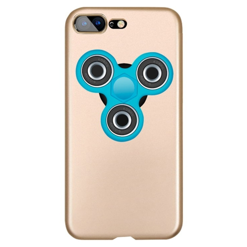 Buy For iPhone 8 Plus & 7 Plus Triangle Gyro EDC Fidget Hand Spinner Protective Back Cover Case for $3.52 in SUNSKY store