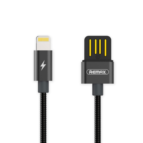 Buy REMAX RC-080i 1m USB to 8 Pin Data Charging Cable for $2.40 in SUNSKY store