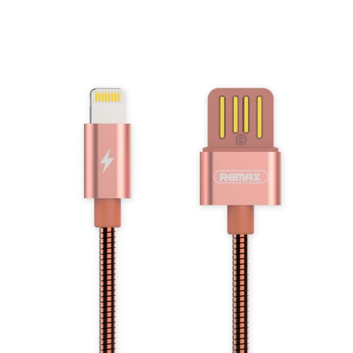 Buy REMAX RC-080i 1m USB to 8 Pin Data Charging Cable for $2.39 in SUNSKY store