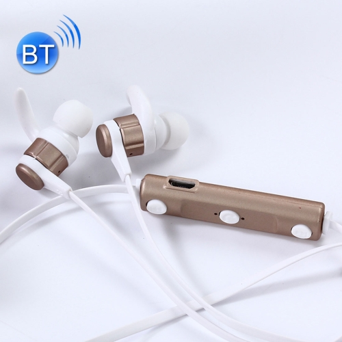 Buy BT-19 Wireless Bluetooth In-ear Headphone Sports Headset with Microphones for $5.86 in SUNSKY store