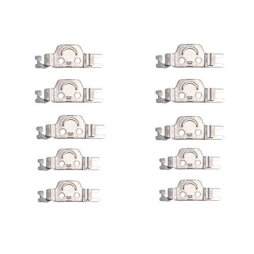 10 PCS for iPhone 7 Plus & 7 Volume Button / Power Button Retaining Brackets