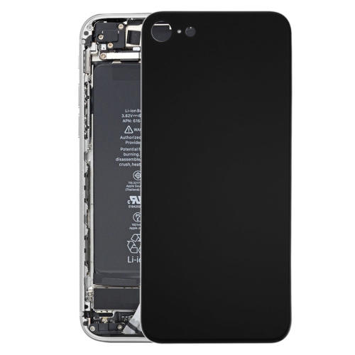 Battery Back Cover for iPhone 8 (Black)