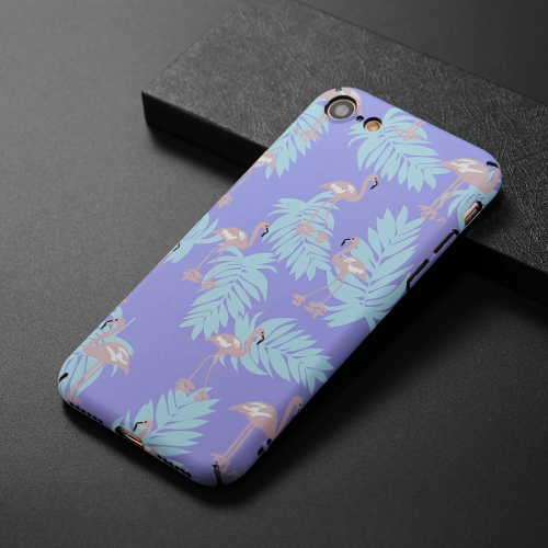 Buy For iPhone 8 & 7 Purple Moltres Pattern Luminous Protective Back Cover Case for $2.67 in SUNSKY store