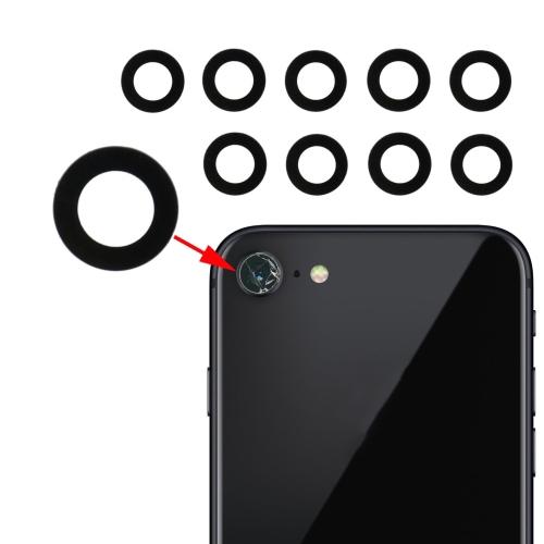 10 PCS Back Camera Lens for iPhone 8