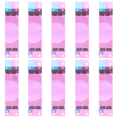 10 PCS Battery Adhesive Tape Stickers for iPhone 8