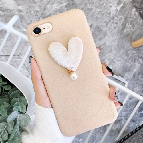 Buy For iPhone 8 & 7 Simple Love Pattern Protective Back Cover for $3.44 in SUNSKY store