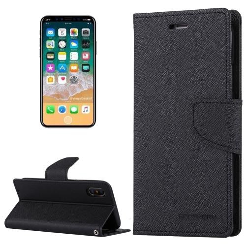 Sunsky Goospery Fancy Diary For Iphone X Xs Cross