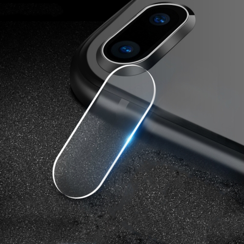 0.2mm 9H 2.5D Rear Camera Lens Tempered Glass Film for iPhone 8 Plus & 7 Plus