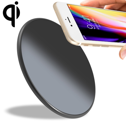 [HK Stock] UMIDIGI Q1 10W Fast Charging Qi Wireless Charger Pad with Data Cable, For iPhone, Galaxy, Huawei, Xiaomi, LG, HTC and Other Smart Phones(Black)