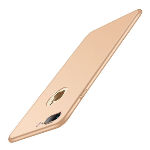 Buy JOYROOM CHI Series for iPhone 8 Plus & 7 Plus PC Full Coverage Protective Back Cover Case, Gold for $4.06 in SUNSKY store