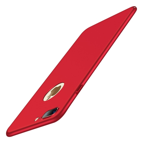 Buy JOYROOM CHI Series for iPhone 8 Plus & 7 Plus PC Full Coverage Protective Back Cover Case, Red for $4.06 in SUNSKY store