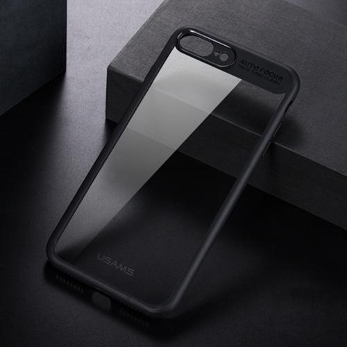b3b6ed49f76663 SUNSKY - USAMS Mant Series for iPhone 8 Plus & 7 Plus TPU + PC ...