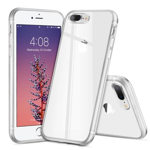 DUX DUCIS Light Series TPU Protective Case for iPhone 8 Plus / 7 Plus (Transparent)