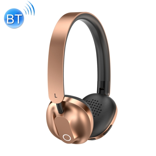 Baseus Encok D01 Headband Bluetooth / wired earphone dual mode Headphone Headset with Mic, for iPhone, iPad, iPod, Samsung, HTC, Sony, Huawei, Xiaomi and other Audio Devices(Blush Gold) [spain stock]original xiaomi piston ii earphone headphone headset with remote