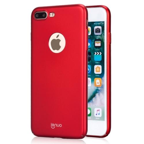 Sunsky Lenuo Cho Iphone 8 Plus Pc Bảo Vệ Siêu Mỏng Cover