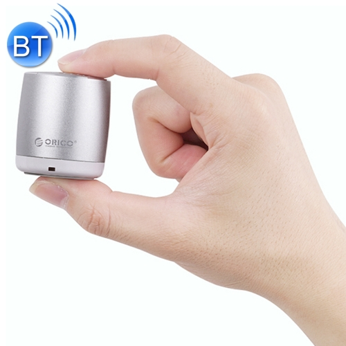 ORICO BS16 Mini Pocket Bluetooth 4.2 Speaker, Built-in Mic, Support Hands-free Call, For iPhone, Samsung, Huawei, Xiaomi, HTC and Other Smartphones, Bluetooth Distance: about 10m