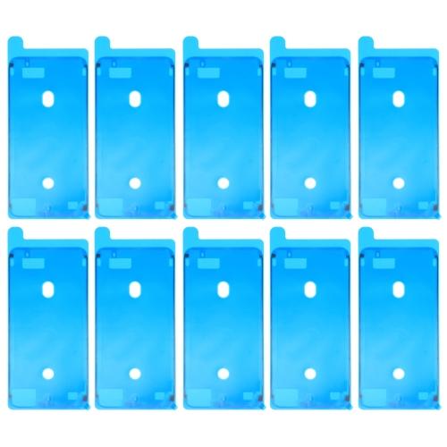 10 PCS LCD Frame Bezel Waterproof Adhesive Stickersfor iPhone 8 Plus (White) фото