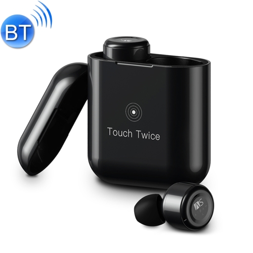 X3T Noise Reduction Touch Control Earbuds Wireless Bluetooth V4.2 Stereo Headset with Charging Case, For iPhone, Galaxy, Huawei, Xiaomi, HTC and Other Smartphones(Black) doitop twins wireless earphones tws bluetooth stereo sport waterproof mini invisible headset earbuds handsfree for iphone xiaomi