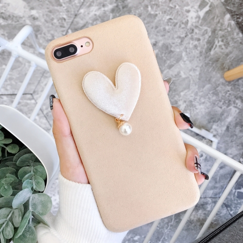 Buy For iPhone 8 Plus & 7 Plus Simple Love Pattern Protective Back Cover for $3.45 in SUNSKY store