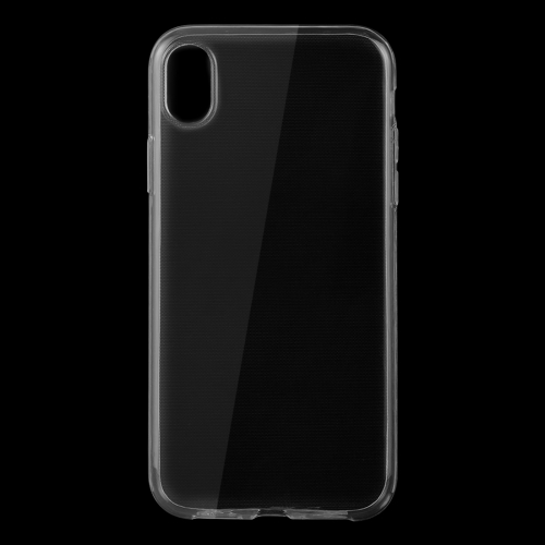 0.75mm Ultra-thin Transparent TPU Protective Case for iPhone 9