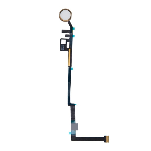 Home Button Flex Cable for iPad 9.7 inch (2017) / A1822 / A1823(Gold)