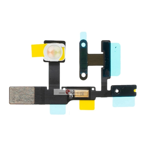 Power Button & Flashlight + Microphone Flex Cable for iPad Pro 9.7 inch / A1673 / A1674 / A1675