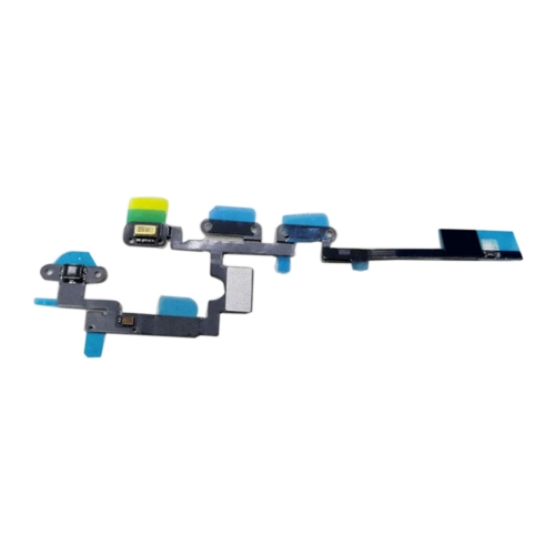 Microphone & Power Button & Volume Button Flex Cable for iPad Pro 12.9 inch / A1584 / A1652