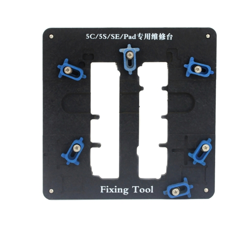 JIAFA TE-072 Phone Motherboard Repairing Fixing Holder for iPhone SE & 5s & 5c