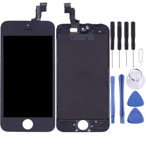 LCD Screen and Digitizer Full Assembly for iPhone SE(Black)