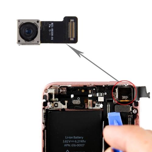 Original Back Camera for iPhone SE