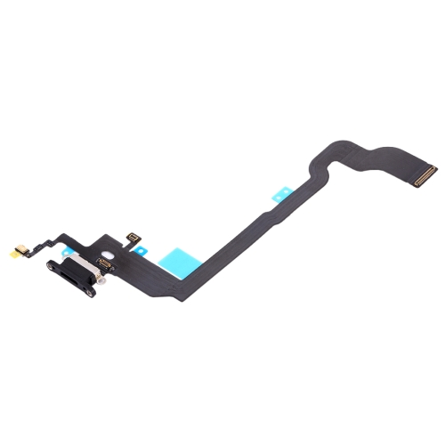 Charging Port Flex Cable for iPhone X (Black)