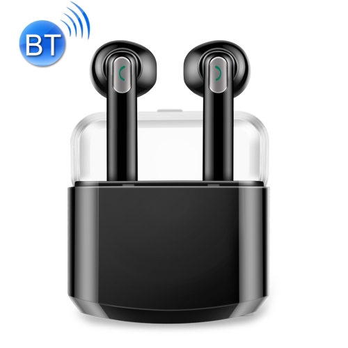 BTH-X8 for iPhone X Dedicated Stereo Sound Quality Wireless Sports Bluetooth Headphone, Working Distance: 5-16m(Black) bluedio t2 bluetooth4 1 wireless stereo headphone black